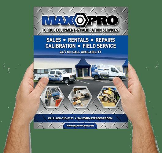 MaxPro Brochure 2018